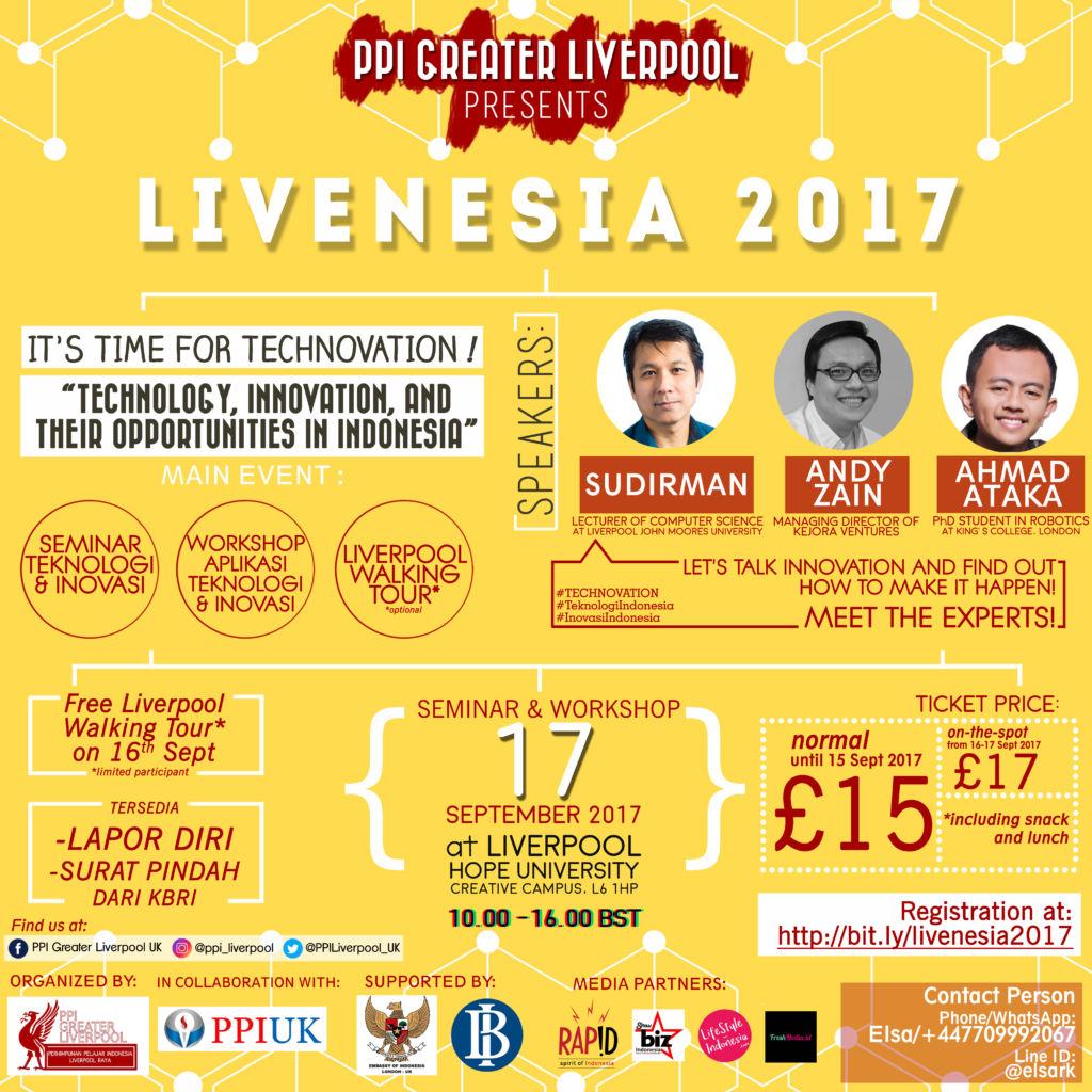 Livenesia 2017 - Fix